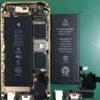 千葉県八千代市緑が丘よりiPhone6sのバッテリー消耗異常の修理ご依頼