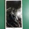 千葉県八千代市八千代台より車にひかれたiPhone6の修理