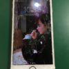 """千葉県""""印西""""市原よりiPhone6sのガラス割れ修理"""