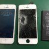 千葉県印旛郡東町よりiPhone5の液晶・バッテリー交換