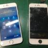 八千代市よりiPhone6sのガラス割れ修理