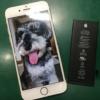 iPhone6sのバッテリー交換を八千代のお客様からご依頼